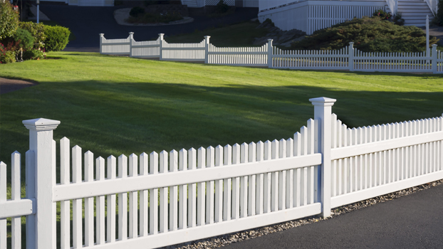 Vinyl Fence Installation Gulf Fence Amp Construction Co